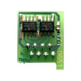 Tarjeta de Memoria RTM-3 (126 Códigos)